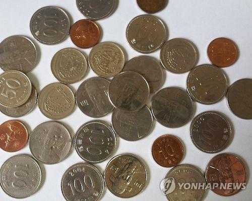 작년 동전 환수액 14년만에 최대… 팍팍한 가계살림 탓?